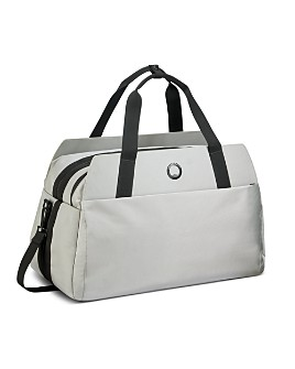 "Delsey - Daily's Carry-on Duffle with 15.6"" Laptop Sleeve"