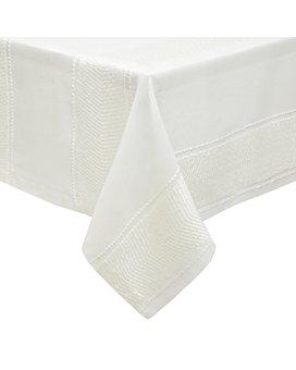 "Mode Living - Bianca Tablecloth 162"" x 70"""