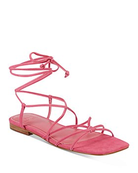 Marc Fisher LTD. - Women's Marina Lace Up Strappy Sandals