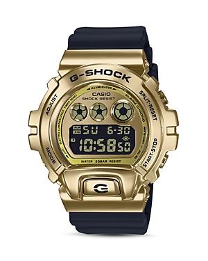 Gold-Tone Digital Watch