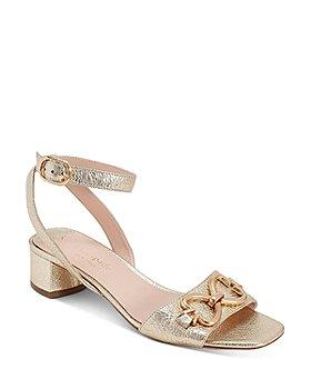 kate spade new york - Women's Lagoon Heart Chain Sandals