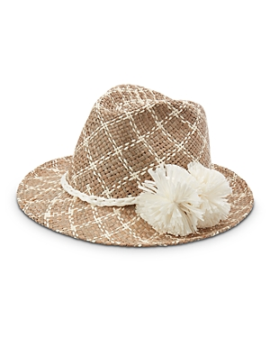 Helene Berman Criss Cross Fedora