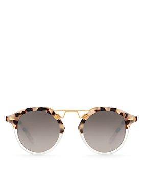 Krewe - Unisex St. Louis Polarized Sunglasses, 46mm