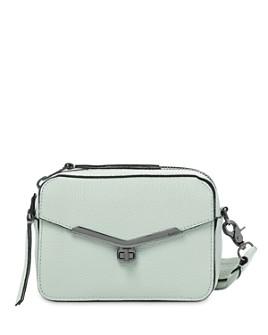 Botkier - Valentina Mini Leather Camera Crossbody Bag