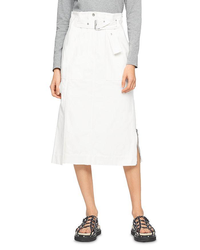 3.1 Phillip Lim - Belted Cargo Midi Skirt