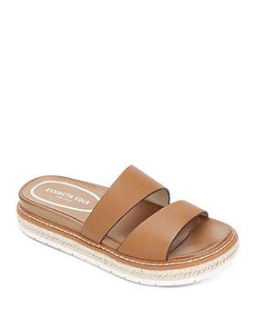 Kenneth Cole - Women's Laney Espadrille Slide Sandals