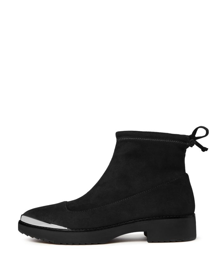 FitFlop Women's Bridget Stretch Ankle Booties    Bloomingdale's