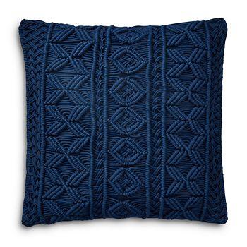 """Ralph Lauren - Meadowmere Decorative Pillow, 20"""" x 20"""""""