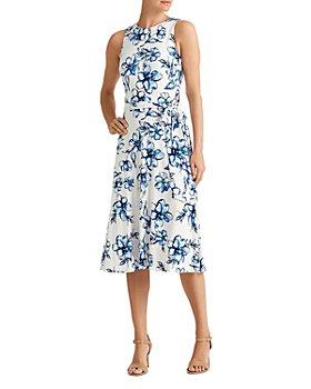 Ralph Lauren - Floral Print Jersey Dress