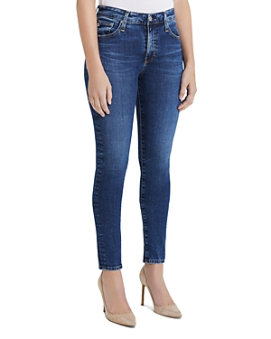 Ag Super Skinny Jeans in Decidious-Women