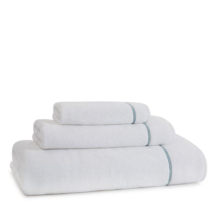 Kassatex Ricamo Bath Towel In White