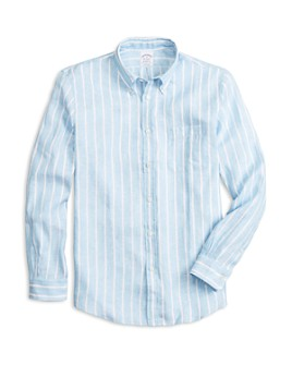 Brooks Brothers - Striped Button Down Shirt