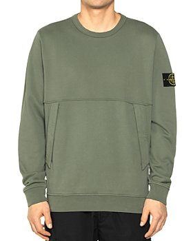 Stone Island - Cotton Relaxed Fit Sweatshirt