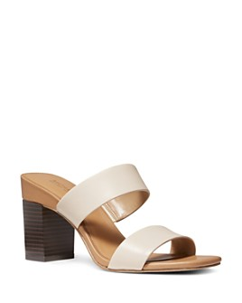 MICHAEL Michael Kors - Women's Glenda High Heel Slide Sandals