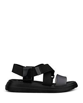 Melissa - Women's Sky Ad Bubble Gum Scented Flat Sandals