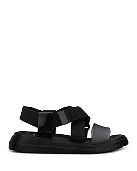 Melissa - Women's Sky Ad Bubble Gum Scented Flat Sandals