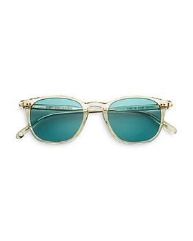 GARRETT LEIGHT - Unisex Clark Square Sunglasses, 47mm