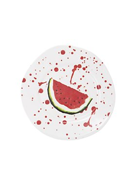 VIETRI - Melamine Fruit Watermelon Salad Plate
