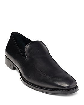 John Varvatos Collection - Men's Madison Slip On Apron Loafers