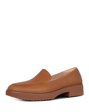 FitFlop Women\\\'s Talia Platform Loafer Flats
