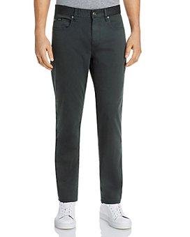 Z Zegna - Stretch Denim Five-Pocket Regular Fit Jeans