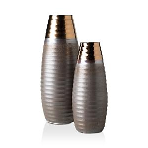 Surya Croft 2 Piece Vase Set