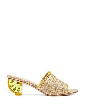 kate spade new york - Women's Citrus Embellished Sandals