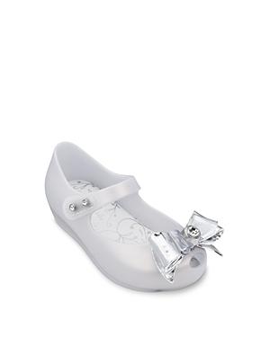 Mini Melissa Girls\\\' Ultra25 Mary Jane Sandals - Walker, Toddler