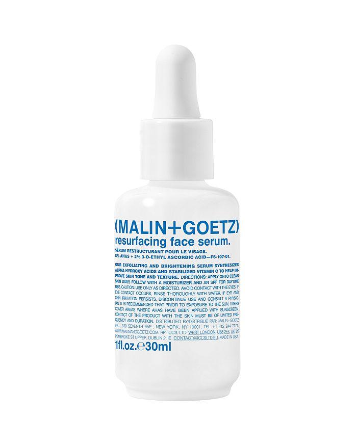 Malin + Goetz Malin And Goetz Resurfacing Face Serum 1 Oz.