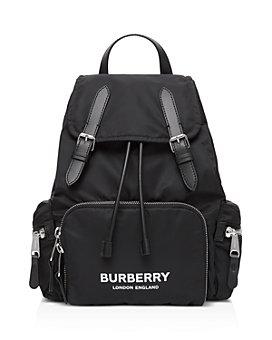 Burberry - The Medium Rucksack in Logo Print ECONYL®
