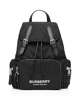 Burberry - The Medium Rucksack in Logo Print ECONYL®