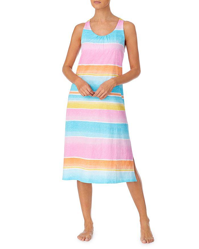 Ralph Lauren - Cotton Twist Back Ballet Nightgown