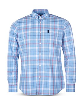 Barbour - Cove Plaid Long Sleeve Shirt