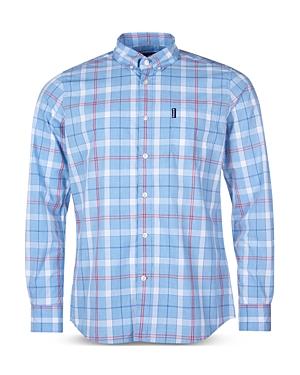 Barbour Cove Plaid Long Sleeve Shirt