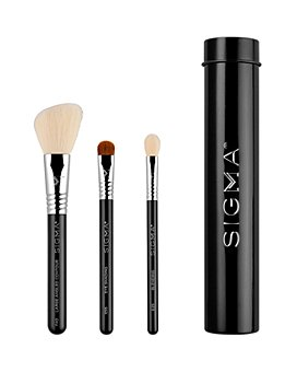 Sigma Beauty - Essential Trio Brush Set