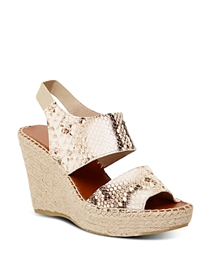 Women's Reese High Heel Espadrille Sandals