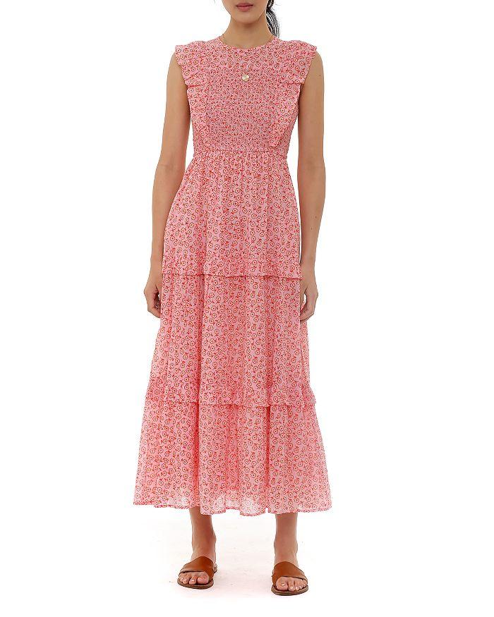 Banjanan - Ruffled Midi Dress