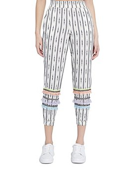 Alice and Olivia - Pete Embellished Jogger Pants