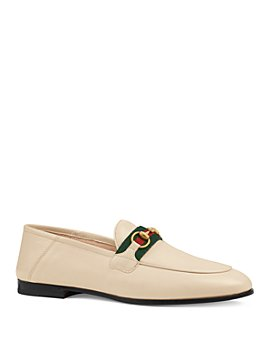Gucci - Women's Brixton Web Loafers