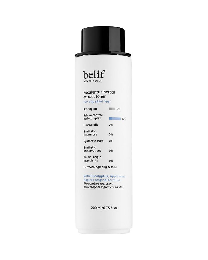 Belif Eucalyptus Herbal Extract Toner 6.75 Oz.