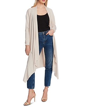 Image of 1.state Asymmetric Hem Duster Cardigan