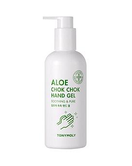 TONYMOLY - 62% Alcohol Aloe Chok Chok Hand Gel 10 oz.