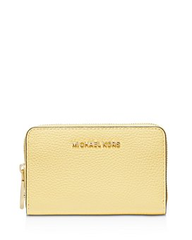 MICHAEL Michael Kors - Mini Leather Card Case