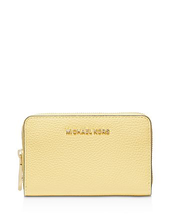 MICHAEL Michael Kors - Mini Leather Card Case