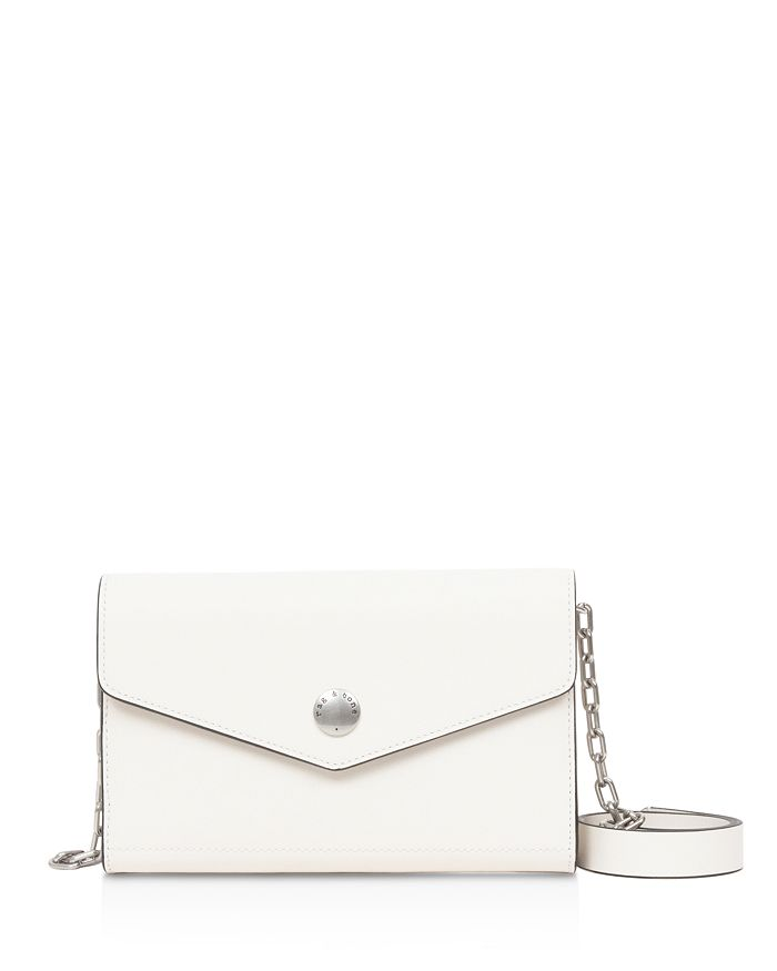 rag & bone - Atlas Mini Leather Wallet on a Chain