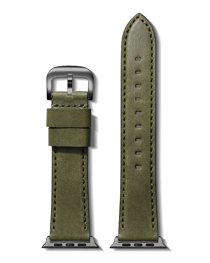 Shinola - Essex Leather Strap for Apple Watch®, 24mm