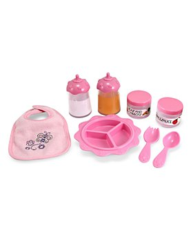 Melissa & Doug - Time to Eat Feeding Set - Ages 3+