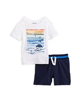 Splendid - Boys' Sunset Tee & Shorts Set - Baby