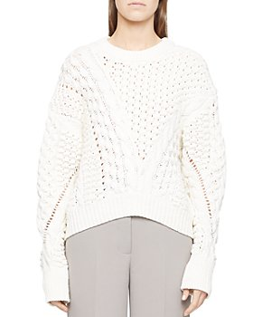 3.1 Phillip Lim - Cable Knit Sweater
