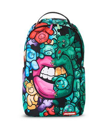 Sprayground - Unisex Zombie Gummy Bear Lips Backpack